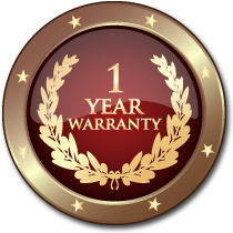 1 Year Warranty Electronic Components Pty Ltd
