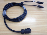CM21-A016   Y-Cable Assembly with CA3LD Connector for School Zone Flashing Lights