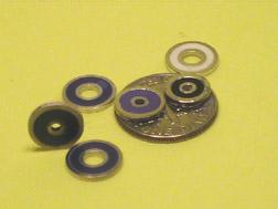 Thick Film Disk Resistors