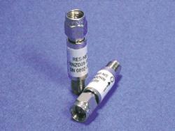 Miniature Zero-Bias Schottky Diode Detector
