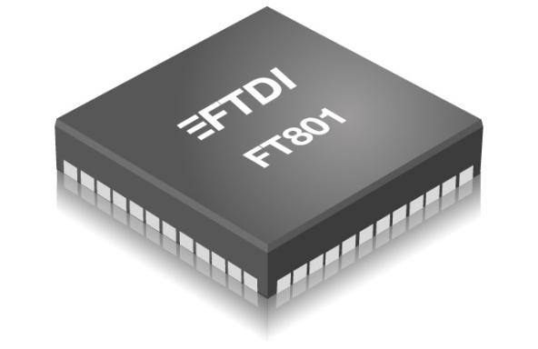 Riverdi-FT801-Controller-Chip