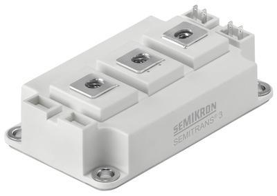 IGBT Module - Semikron SKM400GB125D